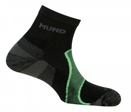 Calcetines Mund Trail Cross Calcetines para correr y sentir la montaña bajo tus pies.