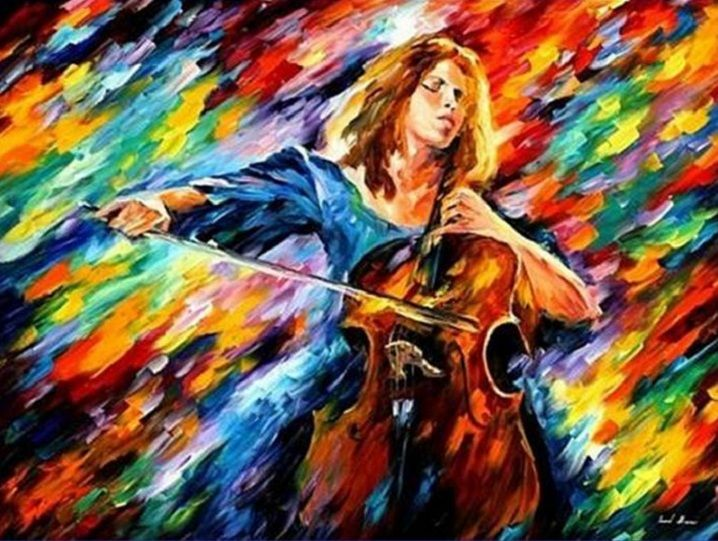 Leonid Afremov impressionism: He is one of the most colorful painters you've never heard of.  His skill with a palette knife and oil paint creates vivid scenes and cityscapes full of bright colors and watery reflections.