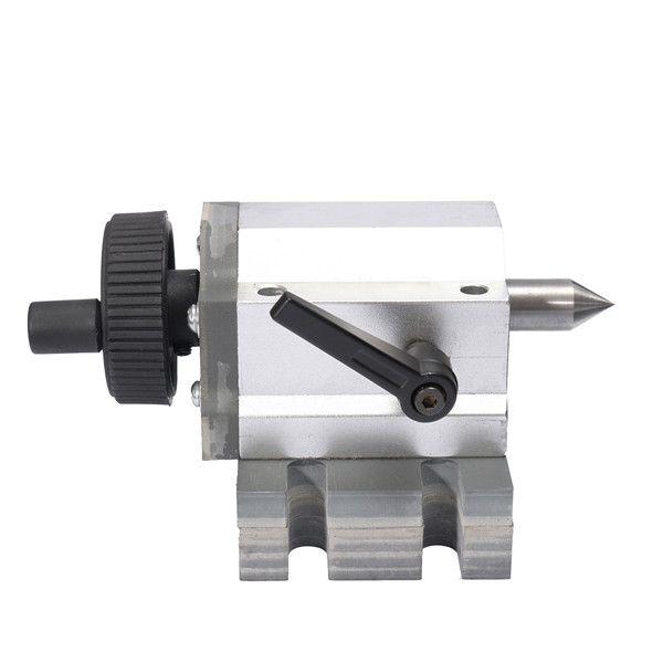 CNC-FräsmaschineRotations-DrehachseCNC-MaschinenzubehörReitstockfür4-Achsen