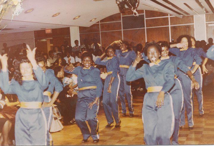 Sigma Gamma Rho Sorors from 1980s