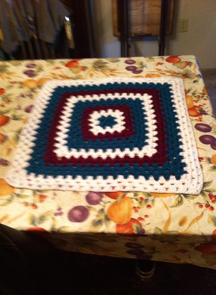 granny square | Loyd Crochet work | Pinterest | Granny squares and ...