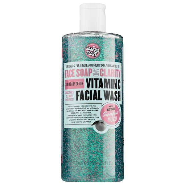 The One Thing: Soap & Glory Face Soap and Clarity Vitamin C FacialWash | Beauty High