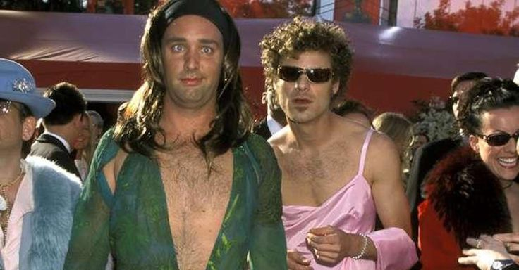 Let's All Remember When Trey Parker And Matt Stone Went To The Oscars On LSD