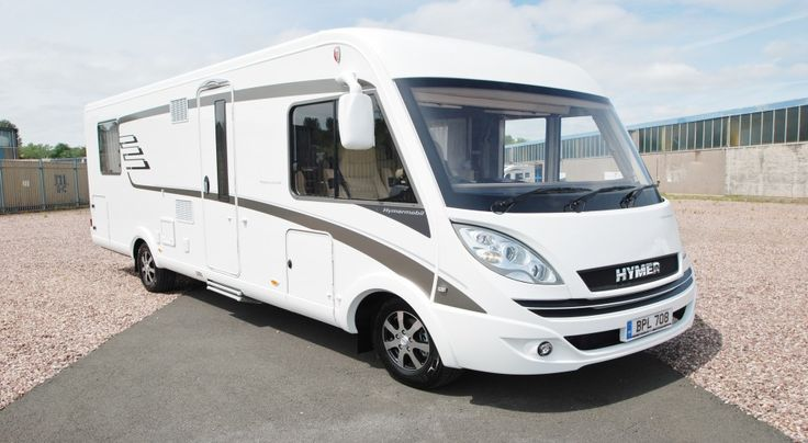 Hymer B Class PL B 708 Motorhome For Sale - Travelworld Motorhomes
