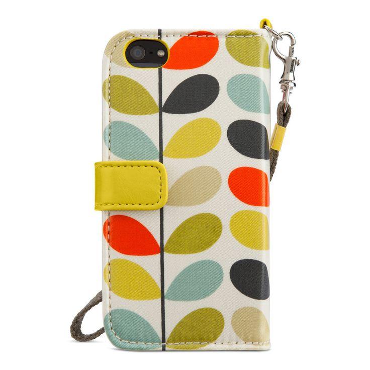 Orla Kiely Wallet for iPhone 5 - Multi Stem