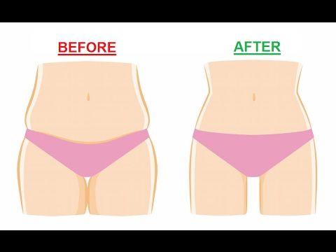 Do THIS Before Bed and Start Losing BELLY FAT While You Sleep - YouTube