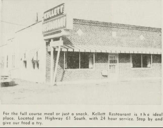 Kellett Rest. In Sikeston Missouri