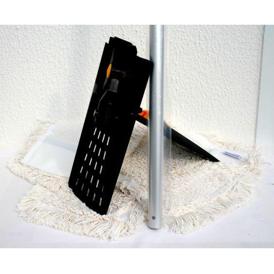 Bodenreinigungsset Wischmopp Putzset Bodenwischer Baumwolle 40 cm