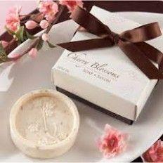 Cherry Wedding Favour Soap