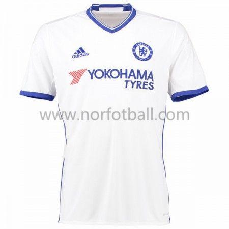 Billige Fotballdrakter Chelsea 2016-17 Tredje Draktsett Kortermet