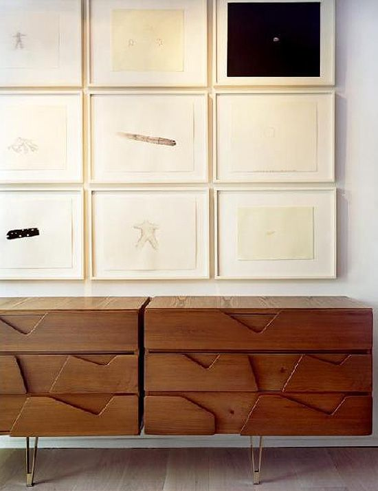Gio Ponti chest of drawers