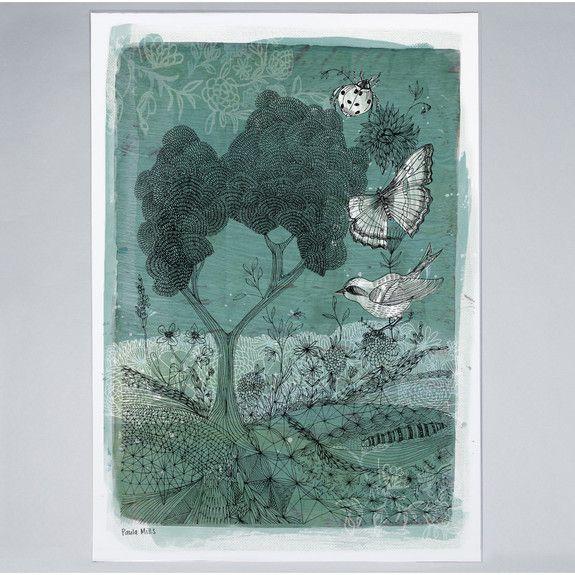 Sweet William - Wilderness - Print