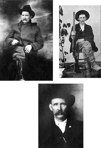 """Johnse Hatfield lover to Roseanna McCoy and husband to Nancy McCoy. Oldest son of clan leader William Anderson """"Devil Anse"""" Hatfield."""
