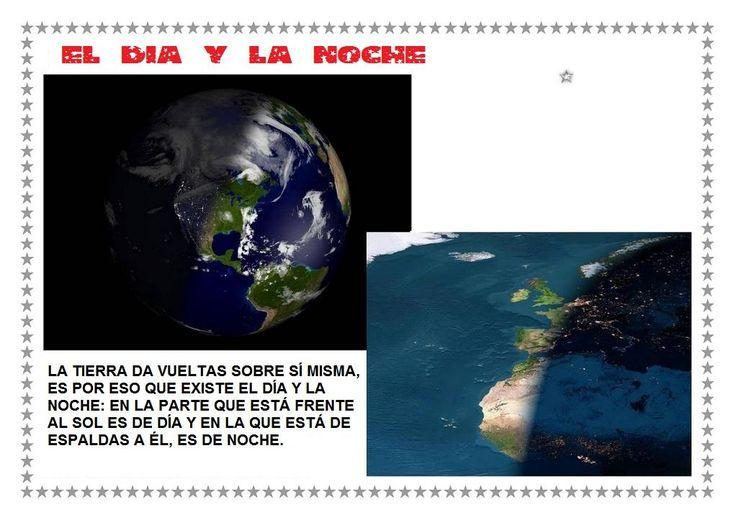 Menta Más Chocolate - RECURSOS PARA EDUCACIÓN INFANTIL: Proyecto: EL UNIVERSO