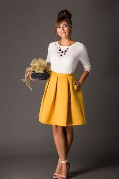 flared skirt - Google Search