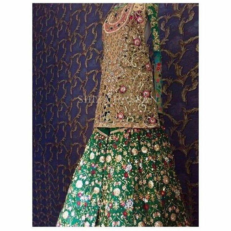 Shiza Hassan Spring Bridal Collection 2016