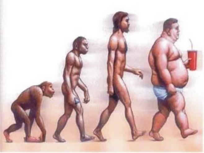 Mi teoría sobre la involución humana: dejamos de ser bebés y nos volvemos pelotudos ACA: http://www.ronniearias.com/nacio-de-mi/compendio-boludeces/involucion-humana_28073.html