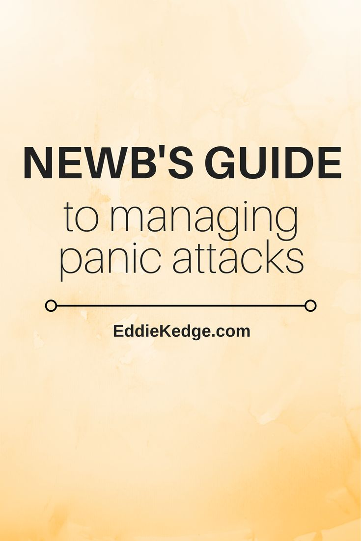 Newb's Guide to Managing Panic Attacks  anxiety, mental health, health, blogger, panic, panic attacks, therapy, guide