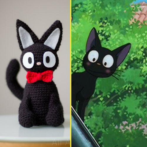 Crochet For Children: Jiji The Black Cat - Free Pattern