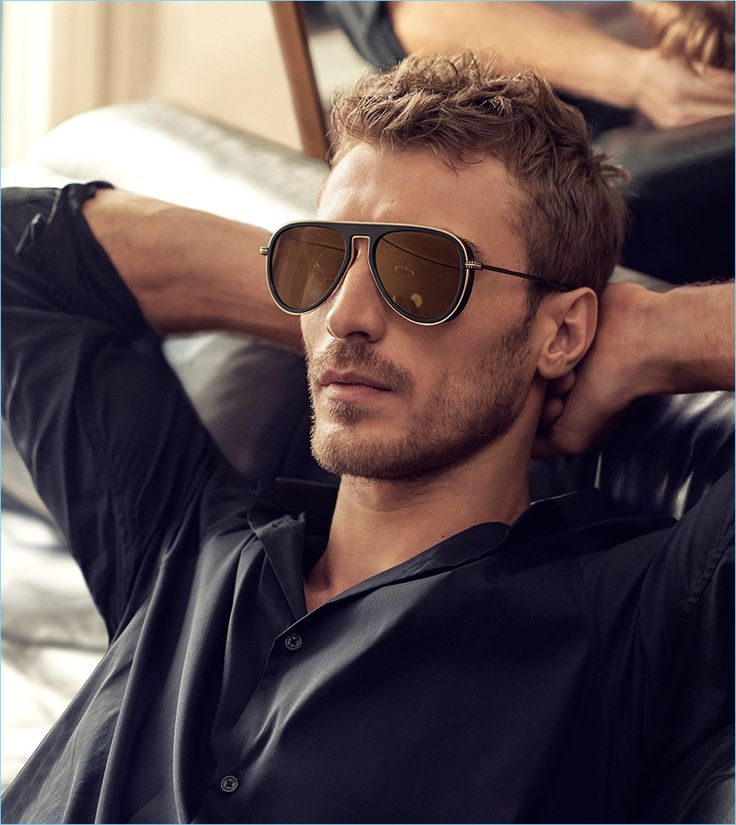 Jimmy Choo enlists Clément Chabernaud as the star of its spring-summer 2018 campaign.