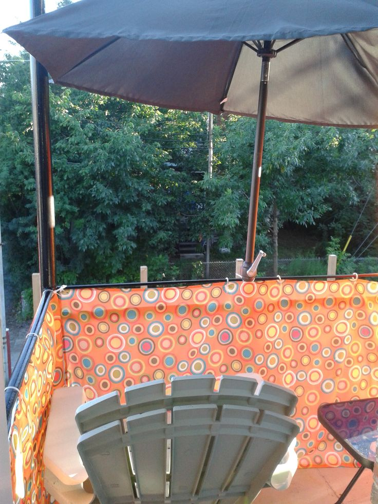 40 best diy privacy screen for your patio images on for Diy balcony privacy