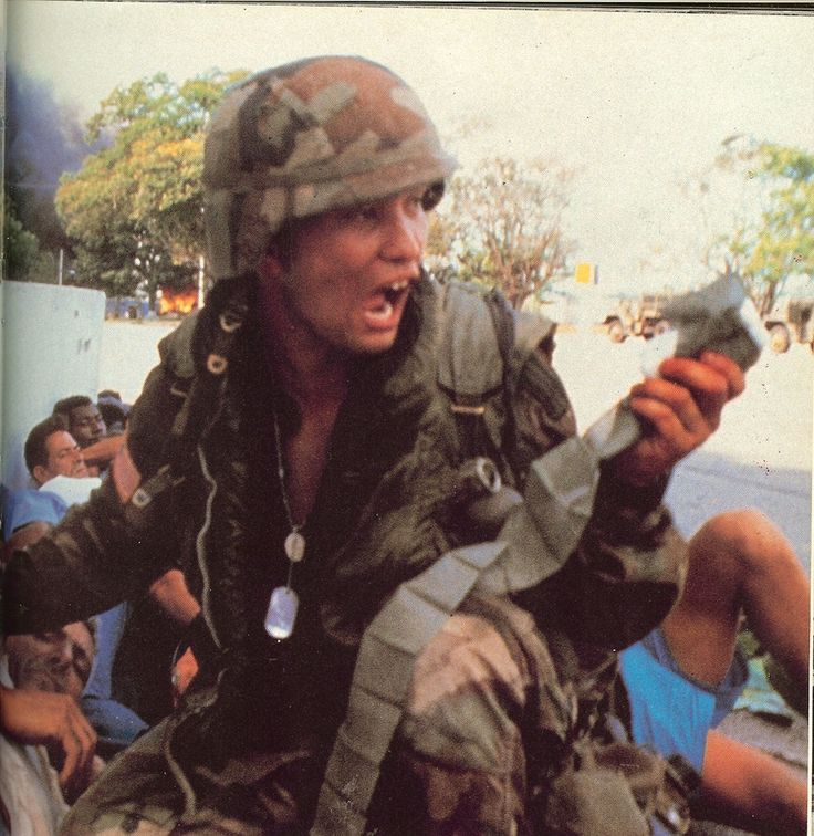 SGT Raymond Cabacar, Silver Star that day. Cco, 5/87 Inf ...