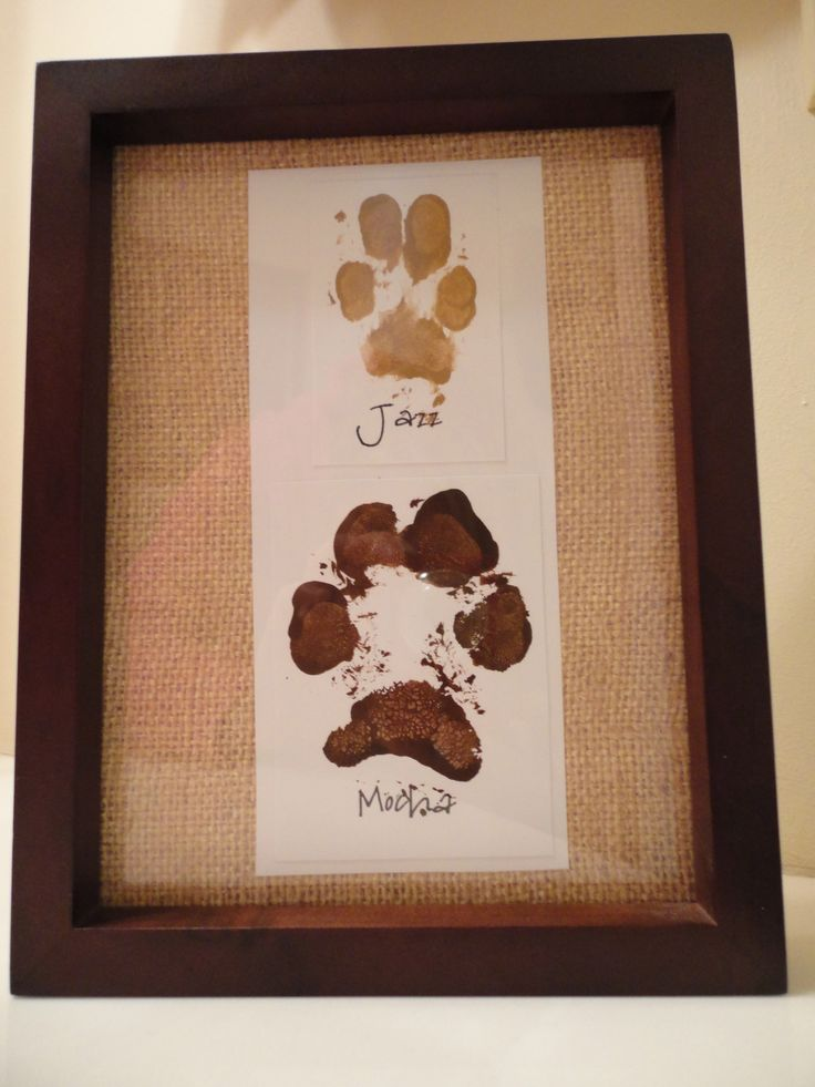 61 Best Images About Dog Crafts On Pinterest Dog Paw
