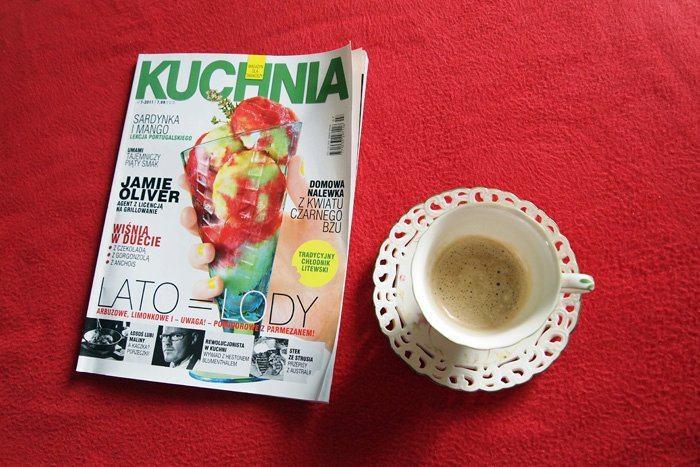 Kuchnia. Magazyn dla smakoszy - 07.2011