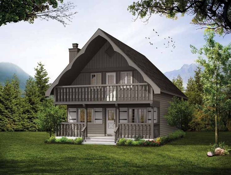 Country House Plan with 1286 Square Feet and 3 Bedrooms from Dream Home Source   House Plan Code DHSW03970 - looking at the layout