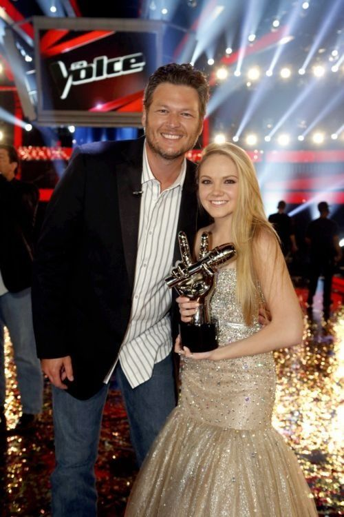 Country music and Blake Shelton steal the show on 'The Voice' -- again