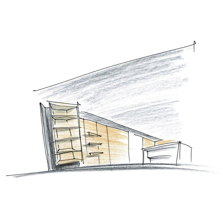 Num exercício muito interessante, estamos a desenvolver um modelo arquitectónico para uma cadeia de lojas de acessórios de moda. Altamente modular, reproduzível e adaptável, este desenho procura si…