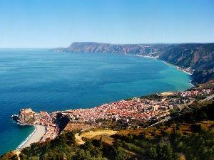 amazing view Calabria