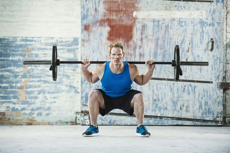 Try the 5x5 Workout Regimen to Bust Through Your Plateau