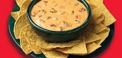 Make Velveeta & Rotel Cheese Dip