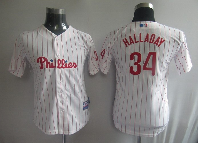 roy halladay white youth jersey 18.99 this jersey belongs to roy halladay philadelphia phillies