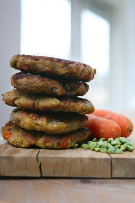 Een smakelijk recept voor groenteburgers | Kiind Magazine