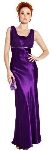 http://amzn.to/H0WMQL       Great Dress       #Goddess Empire Strapless Chiffon Gown w/Rhinestone Accent Junior Plus #Size
