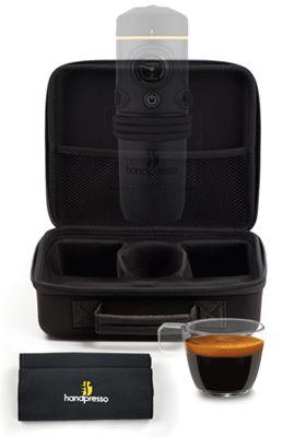 Mobile Expresso Machine Handpresso Auto case