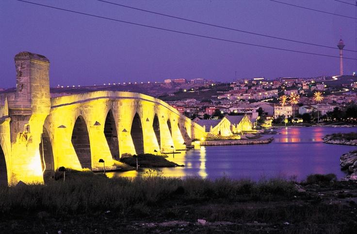Mimar Sinan Bridge - B.Çekmece Istanbul