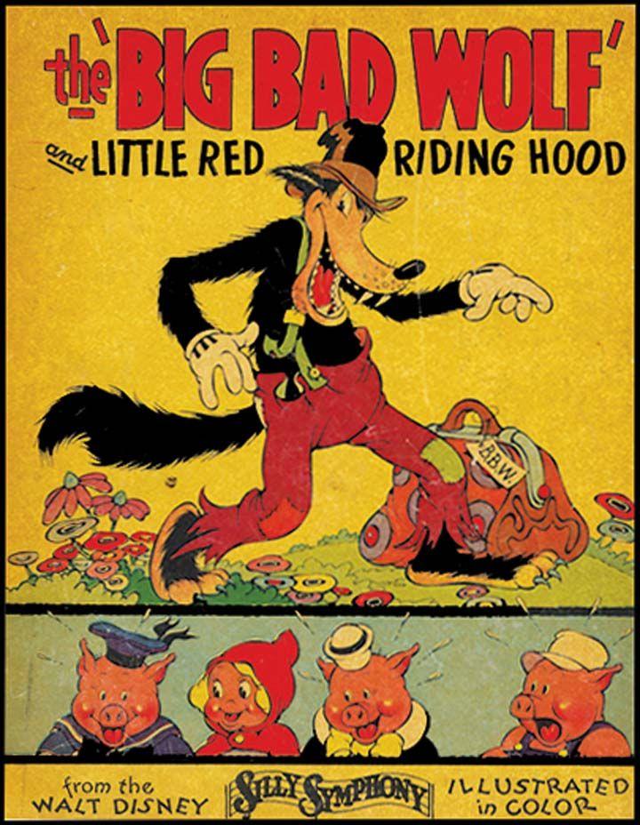 Little Red Riding Hood - DisneyWiki