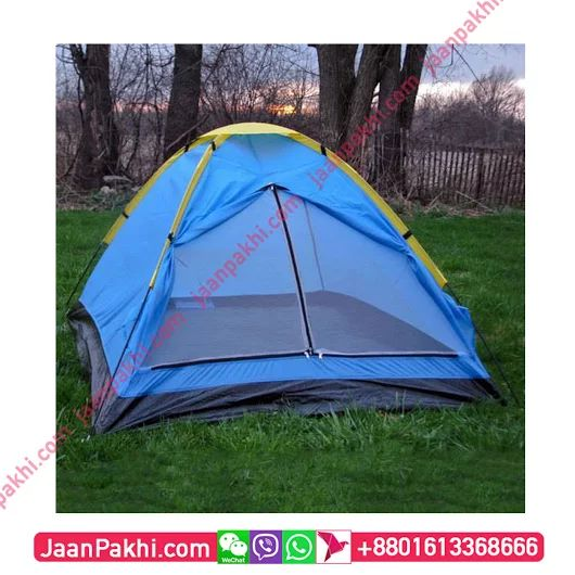 NATURE HIKE PROFESSIONAL 2 TENT Price: 2200 taka only atureHike Camping Tent Auto Double Layer 2 Person  Model: Professional-2  Type : 2 Person Double Layer Tent  Size: 200 x 100 x 110cm  Material (Inner) : 190T Breathable Fabric + high-density fine gauze cloth  Material (Bottom) : 210D Ripstop Plaid Oxford  Material (External) : 210T Nylon with waterproof more than 3000mm  Material (Tent Poles) : Aluminum 7001 Alloy Rod  Material (Tent Nails) : Aluminum Hex Screws  Waterproof Level (