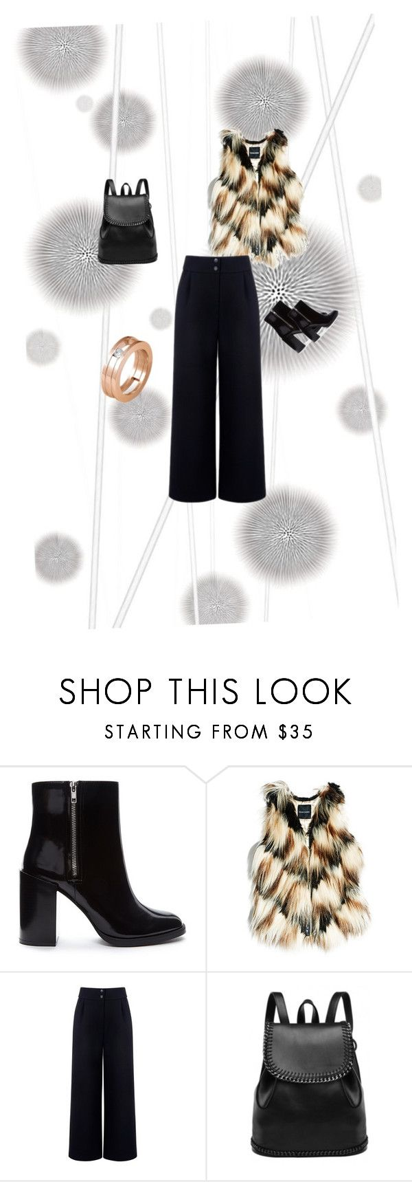 """""""Untitled #1"""" by xepolo-com on Polyvore featuring Komar, Forever 21, GUESS by Marciano, Amaranta and Être Cécile"""