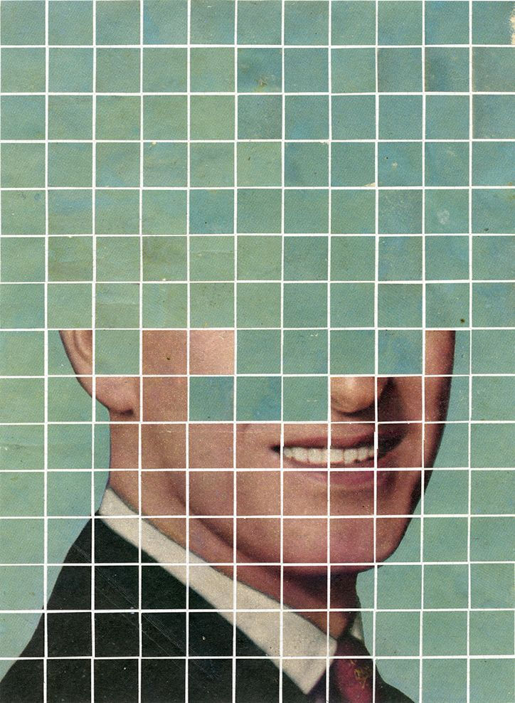 It's Nice That   Meticulous and mesmerising collage work from Anthony Gerace