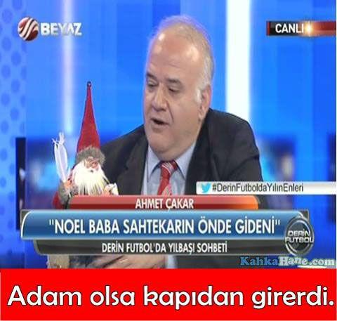 Ahmet Çakardan Noel Babaya İbretlik Ayar - http://www.kahkahane.com/capsler/11/01/2015/ahmet-cakardan-noel-babaya-ibretlik-ayar/