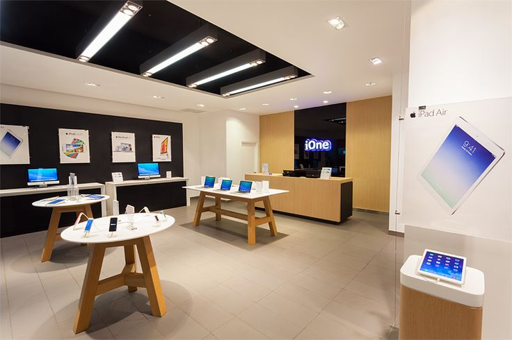 Interior Photography   iOne  Apple Reseller Stores Cambodia