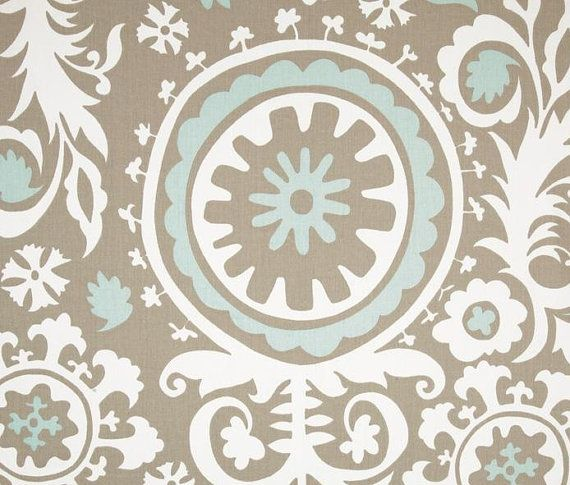 Drapes/Curtains  Premier Prints Suzani Twill by SimplyGaloreDecor
