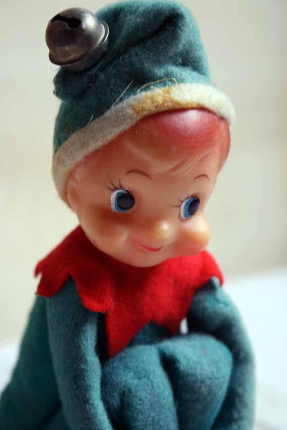 140 best Vintage Pixie Elf images on Pinterest | Pixies, Retro ...