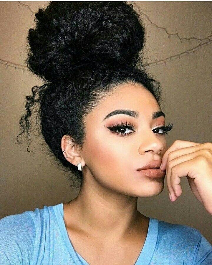 30 Jasmine Brown Hairstyles Easy Bun Hairstyles Ideas Walk The