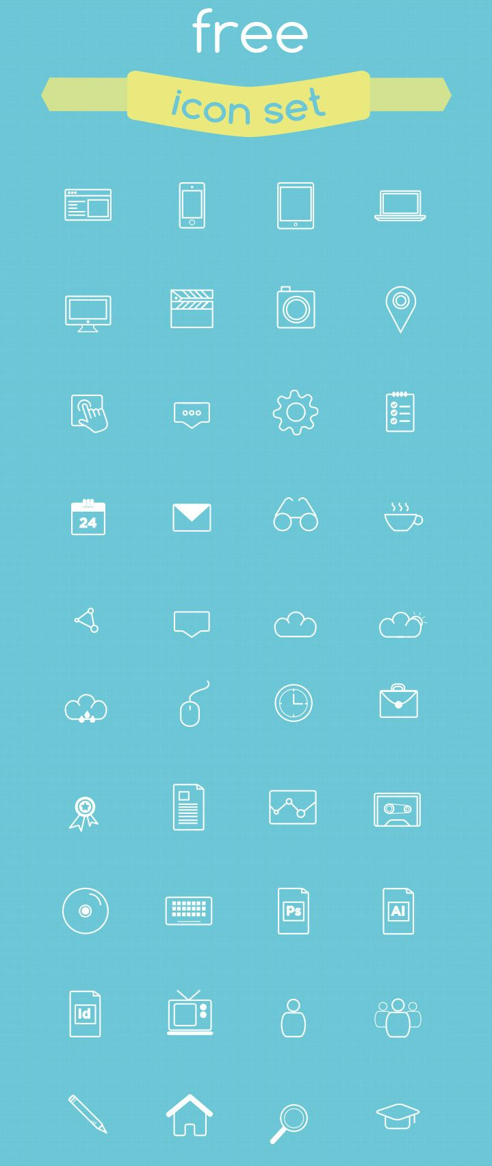 PAGE - #Free #Icon Set, #Graphic #Design, #Resource, #Vector