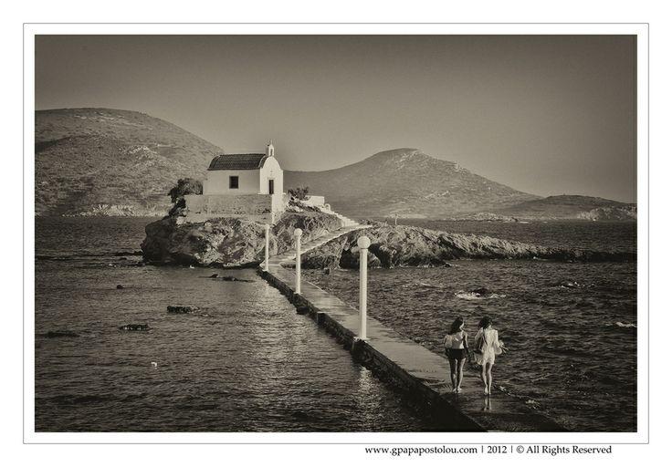 Agios Isidoros - Leros island by George Papapostolou on 500px